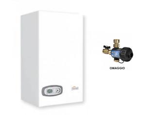 Caldaia Ferroli DIVACONDENS D PLUS F24 LOW NOx condensazione Kit Fumi Defan. RBM