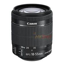 Canon EF-S 18-55mm f/3.5-5.6 IS STM Lens 18-55 f3.5-5.6 ~ Bulk package NEW