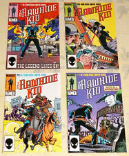 """THE RAWHIDE KID"" 1985 COMPLETE LIMITED SERIES 1-4 MARVEL--VERY FINE CONDITION!!"