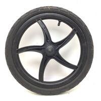 """Baby Trend 16"""" Rear, Left side , Jogger Wheel, Black ,1.75 Tire Stroller #E91"""