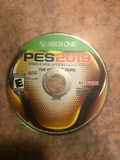 Pro Evolution Soccer 2019 (XBOX One) *DISC ONLY