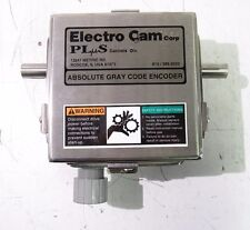 ELECTRO CAM PS-4456-11-DDR ABSOLUTE GRAY CODE ENCODER ***NNB***