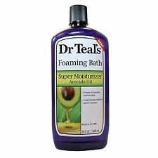 Dr. Teals Super Moisturizer Avocado Oil - For Instantly Hydrating and Nourishing