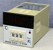 Omron E5C4-R40J Analog Celsius Temperature Controller