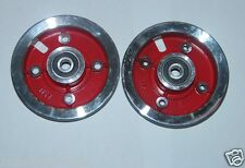 """Electric Scooter Front Rim Wheel 200x50 8"""" Aluminum Front Tire Wheel Hub"""