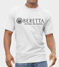 Beretta Guns Shotguns Hunting Rifles Firearms Men t-shirt
