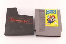 NES Nintendo Super Mario 3 Cart Cartridge Pal Game Very Good
