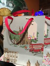 CATH KIDSTON LONDON IN PALE BLUE HAND MADE GIFT BAGS 3 For £5 OFFER!