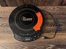 New listing Nuwave Pic Gold Precision Induction Portable Cooktop 120V 1500W Model 30211