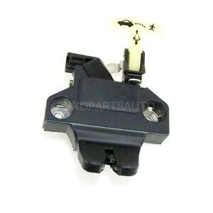 2009 - 2013 Toyota Corolla TRUNK Lid LATCH Lock Emergency Release Handle OEM