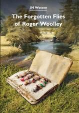 WATSON JOHN FISHING BOOK THE FORGOTTEN FLIES OF ROGER WOOLLEY paperback BARGAIN