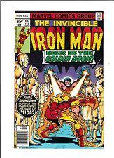 "Iron Man No.107    : 1978 :    : ""Hour Of The Golden Doom!"" :"