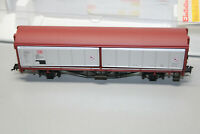 Electrotren 1483 K 2-Achser Sliding Wall Wagon DB Ag Gauge H0 Boxed
