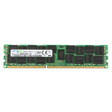 Fr Samsung 16GB PC3L-10600R DDR3 1333Mh​z 240Pin REG-DIMM ECC SERVER Memory @RY