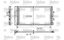 VALEO Condensador, aire acondicionado FIAT PUNTO 817703