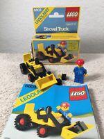 Lego Vintage Town 6603 Shovel Truck