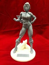 Powergirl Fan Art / Resin Figure / Model Kit-1/8 scale.