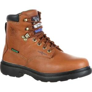Georgia Farm and Ranch Waterproof Boots