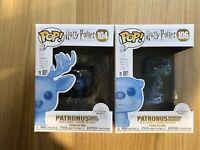 Harry Potter Hermione Granger Patronus Set Of 2 Funko Pop Vinyl