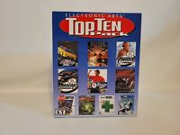 Electronic Arts Top Ten Pack PC BIG BOX Vintage Preowned Very Good