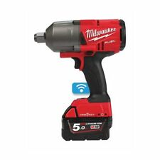 "Destornillador pulsos Milwaukee M18 Onefhiwf34-502x combustible base 3/4"" 4"