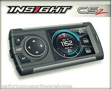EDGE INSIGHT CS2 GAUGE DISPLAY 96-NEWER DODGE TRUCKS - Smarty PoD Controller