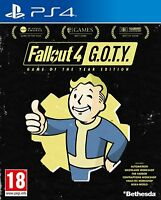NEW & SEALED! Fallout 4 GOTY Sony Playstation 4 PS4 Game