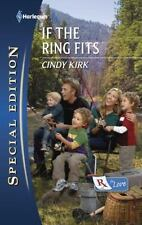 If the Ring Fits (Harlequin Special Edition), Cindy Kirk, 0373656211, Book, Good