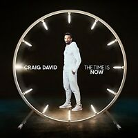 Craig David - The Time is Now - New  Deluxe CD Album - Pre Order 26th Jan