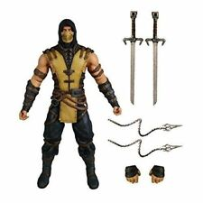 "Mezco - Mortal Kombat X Video Game Series 1 Scorpion 6"" Inch Action Figure"