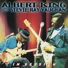 In Session [7-Track LP] by Albert King/Stevie Ray Vaughan (Vinyl, Apr-2011, Stax)