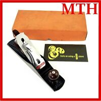 Vintage STANLEY BAILEY No. 5 Jack Plane Sweetheart Blade Boxed NEAR MINT