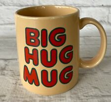 Big Hug Mug Coffee Cup Matthew McConaughey True Detective FTD HBO Vintage