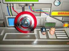CAPTAIN AMERICA Head & Shield ONLY Marvel Legends Avengers Endgame Loose