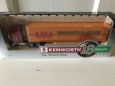 Minneapolis-Moline Kenworth Semi Bank  by Liberty Classics 1/64th scale