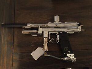 Wgp Outcast Autococker Marker With Eblade 2 Trigger