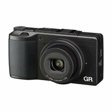 Near Mint! Ricoh GR II Digital with 3-Inch LCD Black - 1 year warranty
