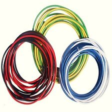 55/0.1mm Extra Flexible Wire Pack 6x Colours 12 Metres