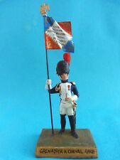 Porte drapeau 1er empire Guy Renaud - Grenadier à cheval garde - Flag bearer