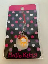 New Hello Kitty Cell Phone Charm Chicken Sanrio