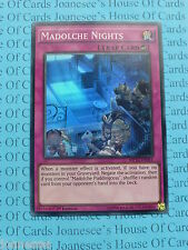 Madolche Nights MP14-EN051 Super Rare Yu-gi-oh Card Mint 1st Edition New