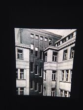 Peter Behrens Turbine Factory 1909. German Modern Architecture 35mm Glass Slide