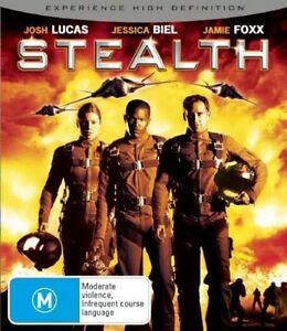 Stealth (Blu-ray, 2007)*Terrific Condition*Josh Lucas
