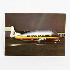 Aeromaritime Airbus Skylink Supper Guppy - Aircraft Postcard - Top Quality