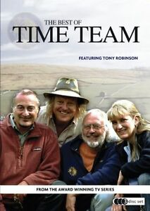 Time Team - the best of (DVD, 2009, 3-Disc Set)**