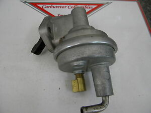 Chevrolet Corvette Fuel Pump 40709 5.4 L 327 V8 1968