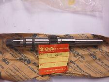 Suzuki TC185 1974-77  nos oem Counter shaft p.n 24121-29100
