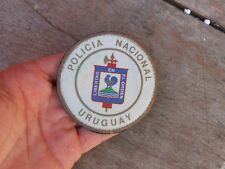 Old Uruguay National Police Dept patch OLD ISSUE