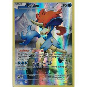 Keldeo  XY118 Holo Promo Pokemon Englisch NM