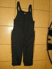 Mens Rawik Winter Insulated Snowmobile Snow Ski One Piece Navy Bib Overalls Xl